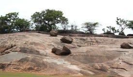 Rocks landscape Stock Photo