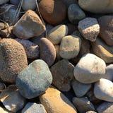 Rocks. Light sun royalty free stock photography