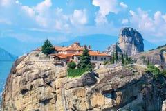 Holy Trinity Monastery. Meteora, Greece Stock Images