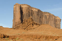 Rocks in Monument Valley Stock Photos