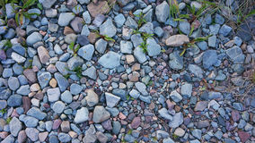 Rocks near the atlantic ocean royalty free stock image