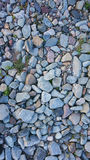 Rocks near the atlantic ocean. Rocks located near the ocean at nova scotia canada royalty free stock images