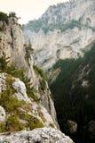 Rocks near Trigrad Royalty Free Stock Images