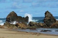 Rocks in the Ocean Stock Images