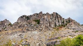 Free Rocks Of Demerdzhi Mountain In Natural Park Stock Photography - 103208262
