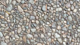 Rocks. And pebbles cemented in Stock Photography