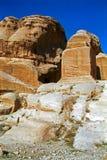 Rocks, Petra, Jordan Royalty Free Stock Photo