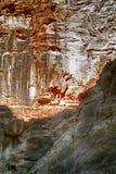 Rocks, Petra, Jordan Royalty Free Stock Images
