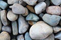 Rocks. Pile of rocks found in Hines Park, Westland Michigan Royalty Free Stock Images
