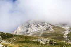 Rocks in Pirin  mountain,Bulgaria Royalty Free Stock Images