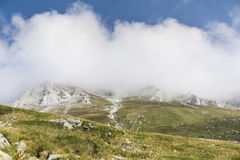 Rocks in Pirin  mountain,Bulgaria Stock Photo