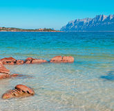 Rocks in Porto Istana Royalty Free Stock Photos