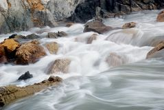 Rocks in the river Stock Photography