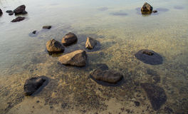 Rocks and River Stock Photography