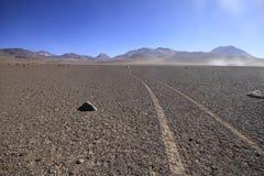 Rocks from Salvador Dali painting, Eduardo Alveroa, Uyuni Bolivi Stock Photography