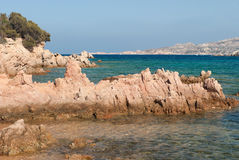 Rocks in Sardinia Stock Photos