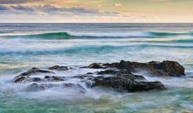 Rocks at the sea Royalty Free Stock Image