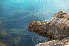 Rocks in the sea Stock Photos