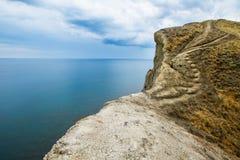 Rocks and sea. Stock Image