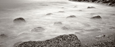 Rocks and sea Stock Images