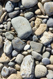 Rocks on the shore Royalty Free Stock Images