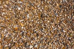 Rocks and Stone beach pattern closeup, Summer seacoast background.  stock photo