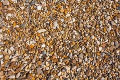 Rocks and Stone beach pattern closeup, Summer seacoast background.  stock image