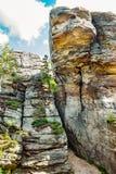 Rocks stone town Stock Photo