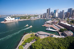The Rocks, Sydney, Australia Stock Image