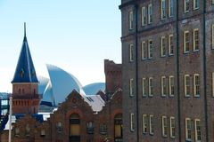 The Rocks, Sydney Royalty Free Stock Photo