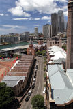 The Rocks, Sydney Royalty Free Stock Photography