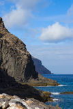 Rocks of Tenerife, Spain Stock Photo