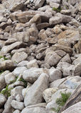 Rocks texture background Stock Images