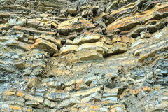 Rocks texture background  wall Royalty Free Stock Photography