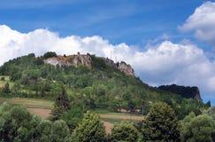 Rocks of Vysny Kubin (Vysnokubinske Skalky) stock photography