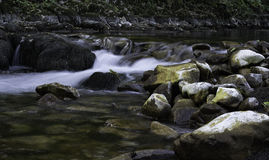 Rocks and Water Royalty Free Stock Photo