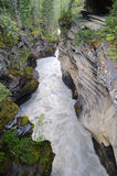 Rocks and waterfalls Stock Image