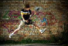 Rockstar. Stock Image