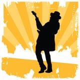 Rockstar Lizenzfreies Stockfoto