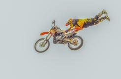 Rockstar flying energy tour ,Bucharest 2016 Royalty Free Stock Photos