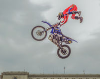 Rockstar flying energy tour ,Bucharest 2016 Royalty Free Stock Images