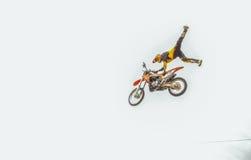 Rockstar flying energy tour ,Bucharest 2016 Stock Image