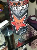 Rockstar fruit Punch Royalty Free Stock Photos
