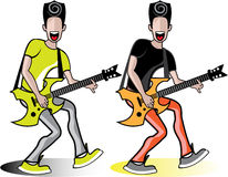 Rockstar vector Stock Photos