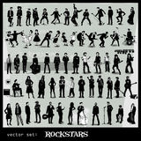 Rockstars Royalty Free Stock Images