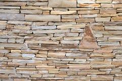 rockvägg Arkivfoto