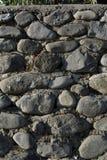 rockvägg Royaltyfri Bild