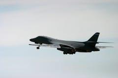 Rockwell β-1 απογείωση λογχοφόρων ηππέων Στοκ Εικόνες