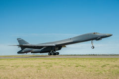 Rockwell B1 Bomber Royalty Free Stock Images