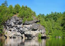 Rockwood lake Stock Photography